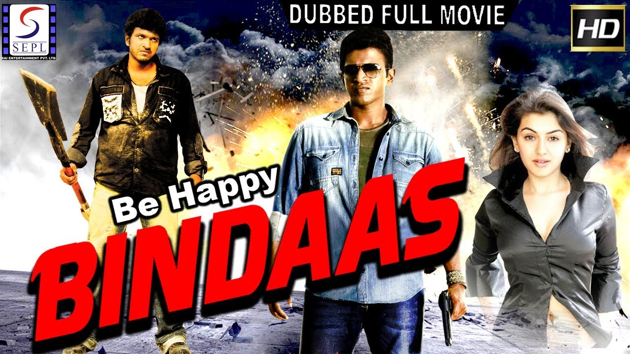 Be Happy Bindaas L 2018 South Action Film Dubbed In Hindi Full Movie Hd