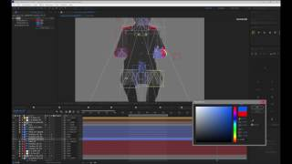 UNOFFICIAL TWITCH STREAM - Custom Character Rig Review and Using Duik Auto Rig Feature