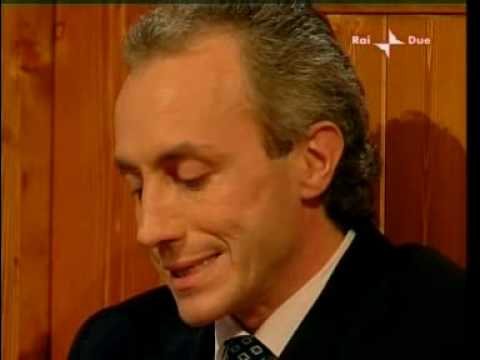 Marco Travaglio Giustizia senza carcere  Annozero 23112006