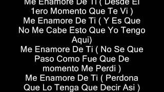 Los Aldeanos   Me enamore de ti   Aldo, Silvito el Libre (karaoke)