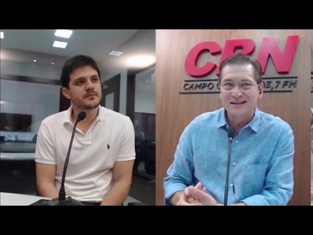 CBN Agro com Éder Campos - entrevista com José Padua (09/11/2019)
