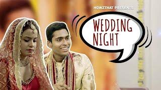 WEDDING NIGHT || A Short film || Howzthat || Ft. R.Sushmita & Skand Kumar