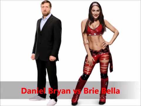 Daniel Bryan vs Brie Bella- Yes! Kicks - YouTube