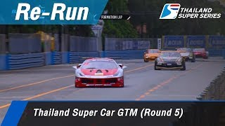 Thailand Super Car GTM (Round 5) Bangsaen Street Circrit, Thailand