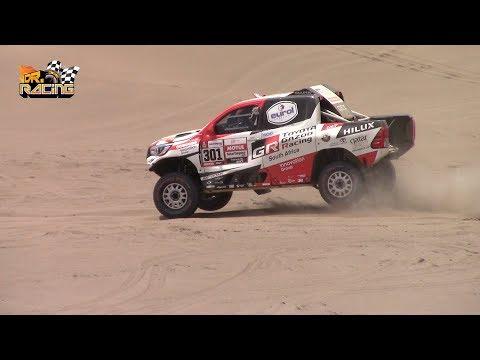 Nasser Al-Attiyah ganó Dakar 2019