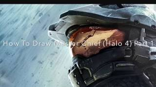 How to draw Halo 4