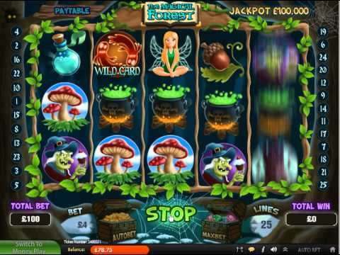 Spiele Fantasy Forest - Video Slots Online