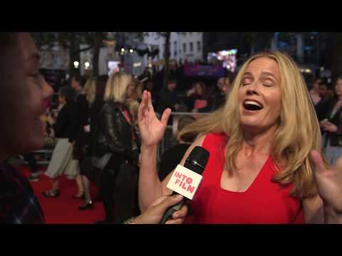 """Elisabeth Shue """"I Know What it's Like to Fight For Respect"""" Battle of the Sexes"""