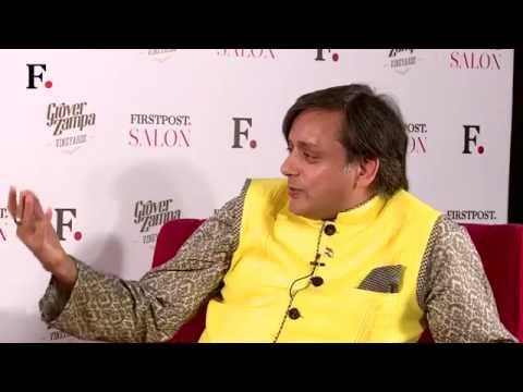 "Shashi Tharoor explains why it isn't his fault if someone doesn't understand ""cattle class"""