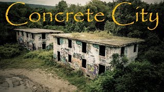 Exploring the Abandoned Concrete City in Pennsylvania