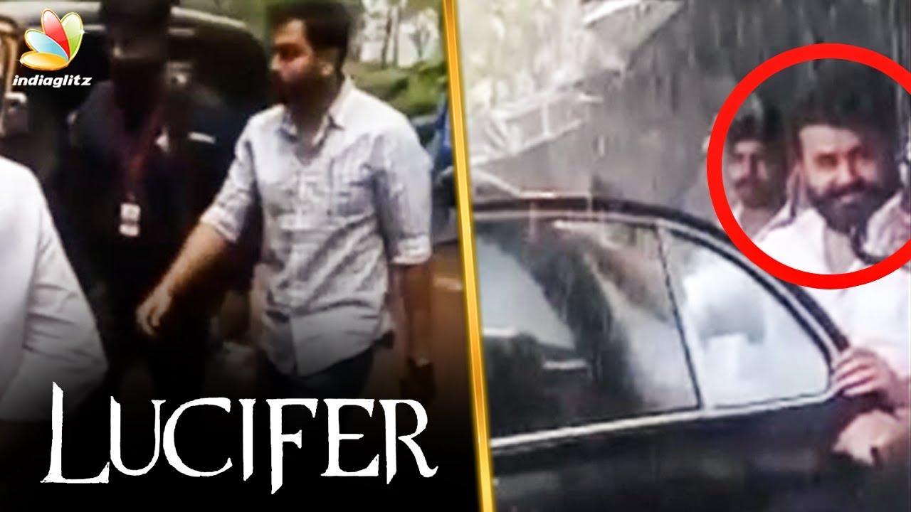 വൈറലായി ലൂസിഫർ ലൊക്കേഷൻ വീഡിയോ   Lucifer Location Video   Mohanlal   Prithviraj