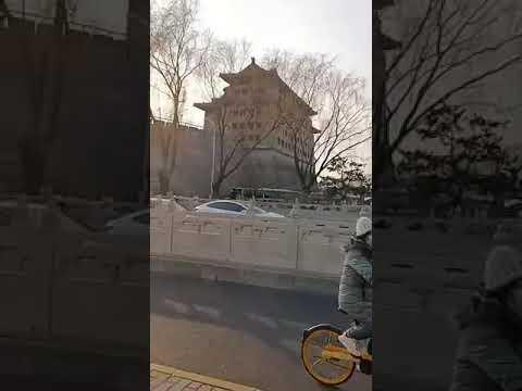 视频缩略图:北京西城区德胜门附近,新冠疫情核酸检测的人潮