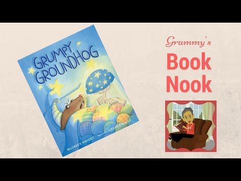 Grumpy Groundhog   Children's Books Read Aloud