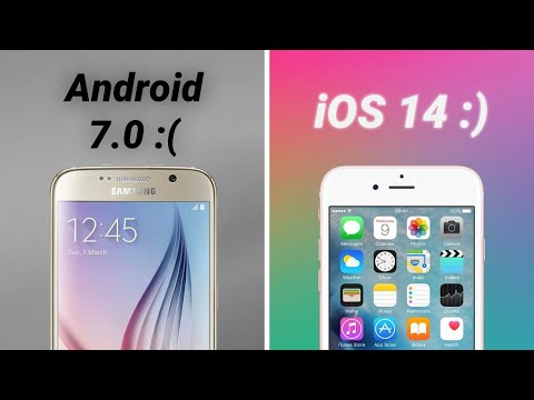 iOS is embarrassing Android with platform upgrades