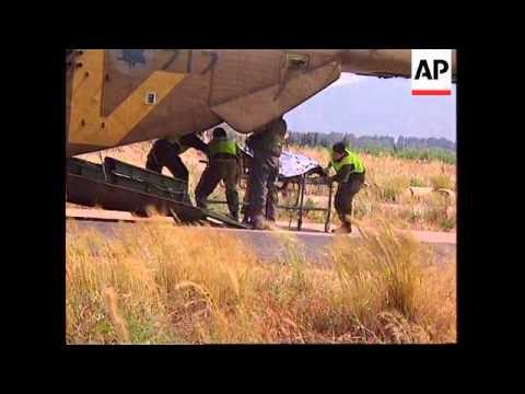 Israel - Hezbollah Ambush Israeli Soldiers