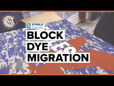 CAD-CUT® Silicone Dye-Block™ Heat Transfer Vinyl