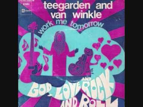 Teegarden & Van Winkle God, Love & Rock N' Roll