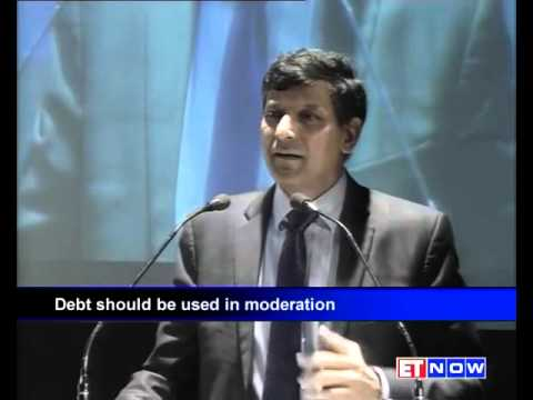 Role of Debt In Society Explained by RBI Chief Raghram Rajan at IIT Delhi Convocation