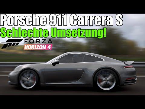 Forza Horizon 4 - Deshalb ist der Porsche 911 (992) schlecht umgesetzt! thumbnail