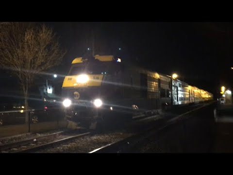 LIRR: The Old Master MASHES Glen Head With A Beautiful K5L!