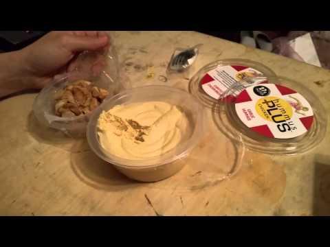 HUMMUS +Plus chicken breast garlic Chipotle 8oz