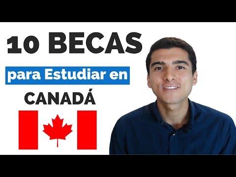 👨🎓 10 Becas Para Estudiar En CANADÁ  🚀