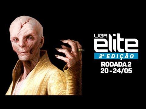 LIGA ELITE - 2ª EDIÇÃO - SWISS Round 2 - Kylo2/Gamorean vs Obi-Wan/Maz -