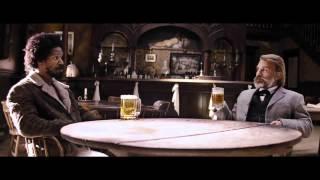 Джанго Освобождённый  - трейлер на английском