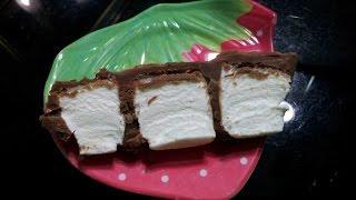 DIY marshmallow puffs