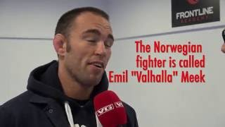 Jake Shields talks Rosimar Palhares and Emil