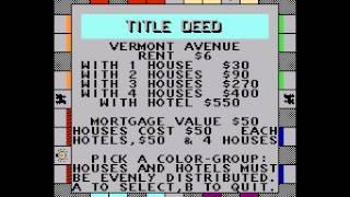 Monopoly - Monopoly (NES / Nintendo) - User video