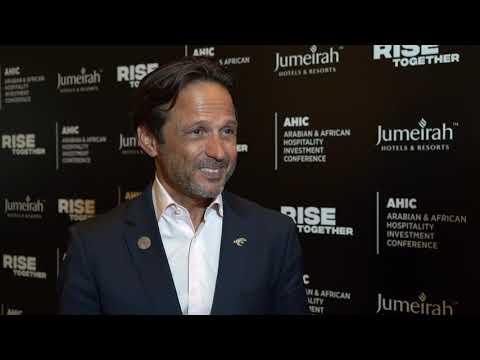 John Pagano, chief executive, Red Sea Development Company