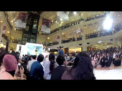 Fashion Show ANONYMOUS S/S Collection - Jakarta Fashion Week 2013