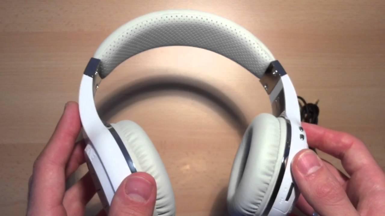 Товары с AliExpress: Расспаковка Bluetooth Наушников Bluedio