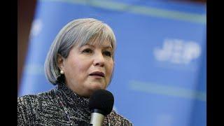 """""""La verdad asusta a quienes pueda afectar"""": presidenta de la JEP"""