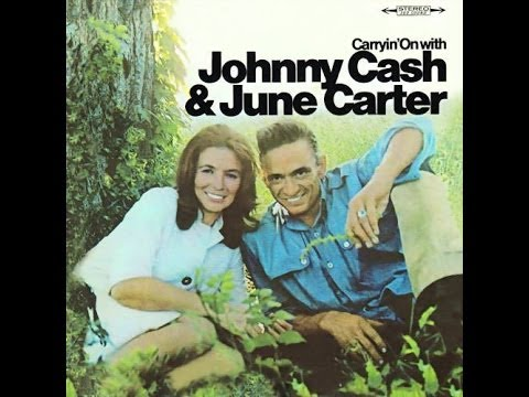 Johnny Cash & June Carter - It Ain't Me Babe lyrics