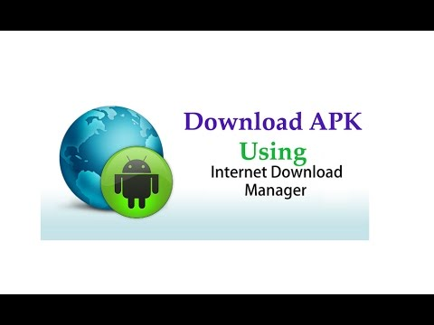 How To Download Android App Apk File Via Idm 2017 Youtube
