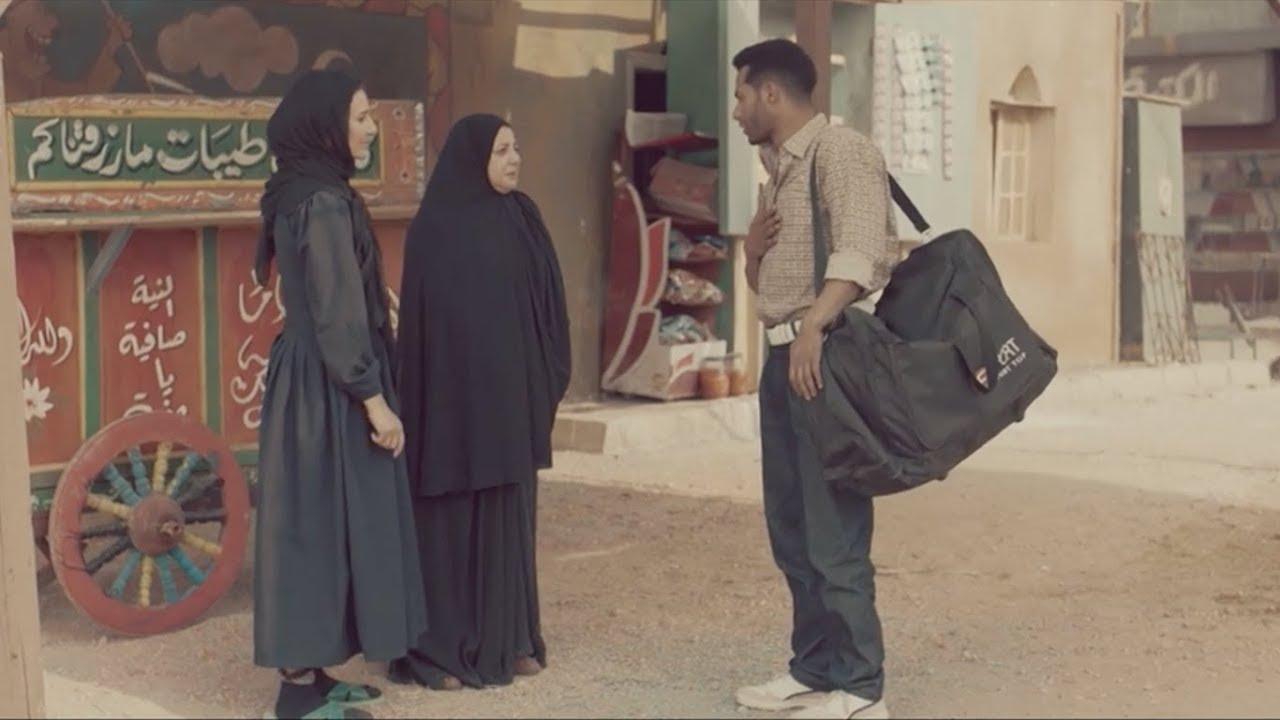 زلزال ينفذ وصية عم محرم ورجع عربية الفول لصافية / مسلسل زلزال - محمد رمضان