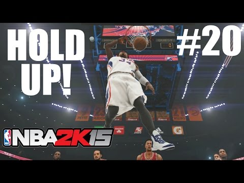 NBA 2K15 Xbox One | Harry Givens | #20 HOLD UP!