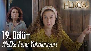 Melike, Handan'ı taklit ederken yalanıyor - Hercai 19. Bölüm