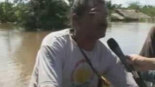 ENCHENTE RIO ITAPECURU , CANTANHEDE MARANHÃO ,
