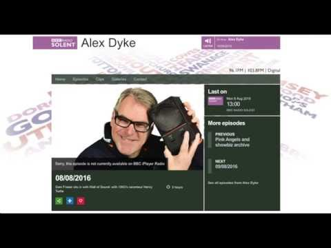 Henry & Oliver Turtle Interviewed by Sam Fraser (Alex Dyke Show) on BBC Radio Solent 08/08/2016