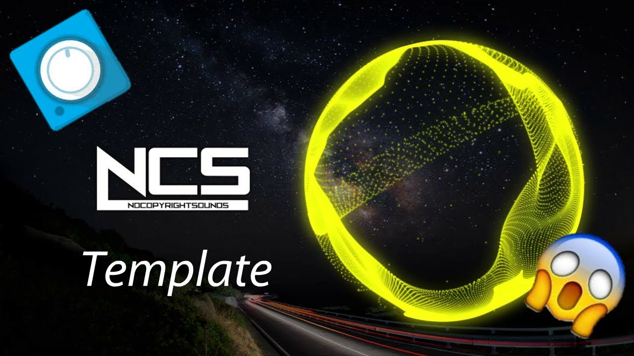 Template NCS - Avee Player 1 2 73
