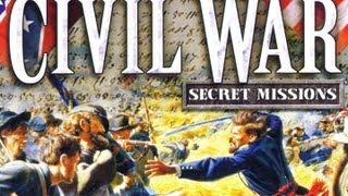 CGRundertow HISTORY CIVIL WAR: SECRET MISSIONS for Xbox 360 Video Game Review