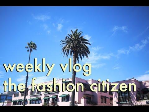 CALIFORNIA TRIP   WEEKLY VLOG