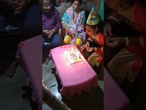 Birthday/Kajal Hansda/Hatimanda/Balasore/Odiss.