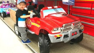 Learn Colors Shopping Paw Patrol PJ Toys Surprise Eggs Cars Trains Playground Baby Toy Compilation