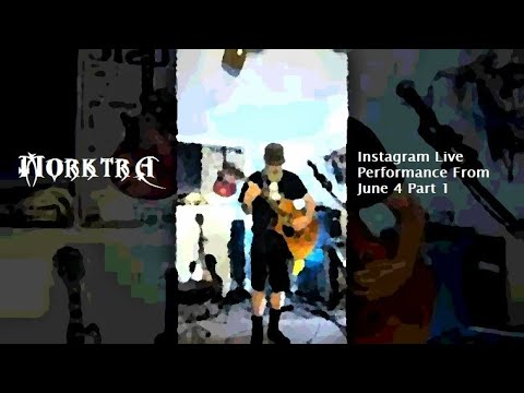 Instagram Live Performance From June 4 Part 1