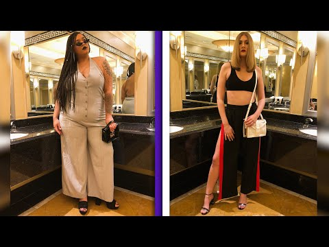 We Style Each Other For Under $150 In Vegas
