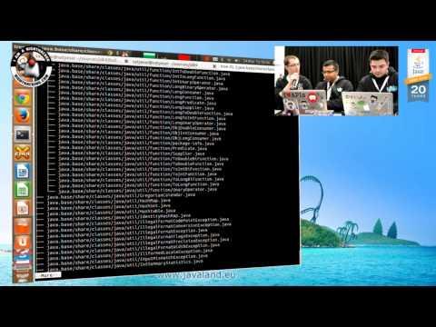 How is Java/JVM built?
